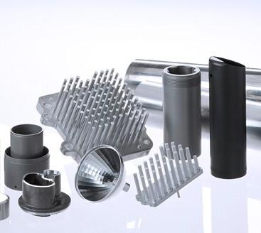 3D vormgeving van aluminium