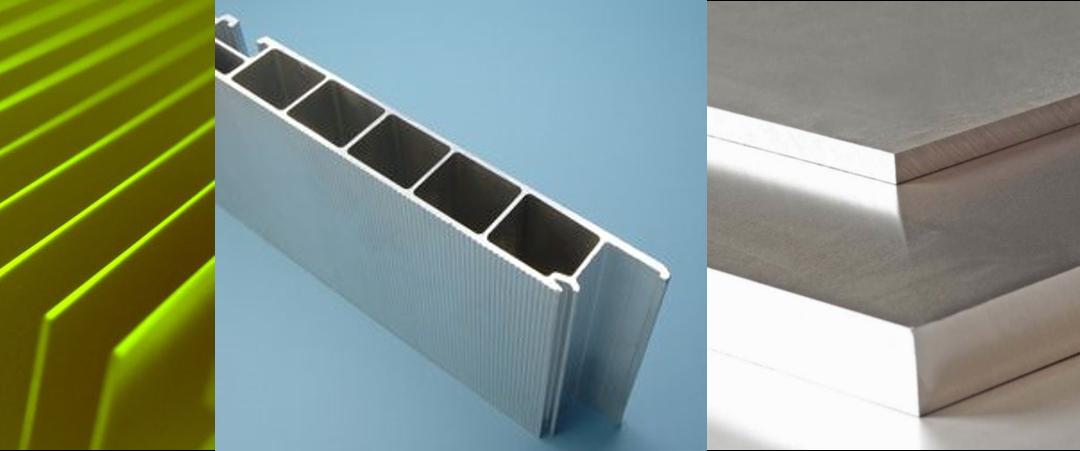 Tien best beschikbare aluminium legeringen