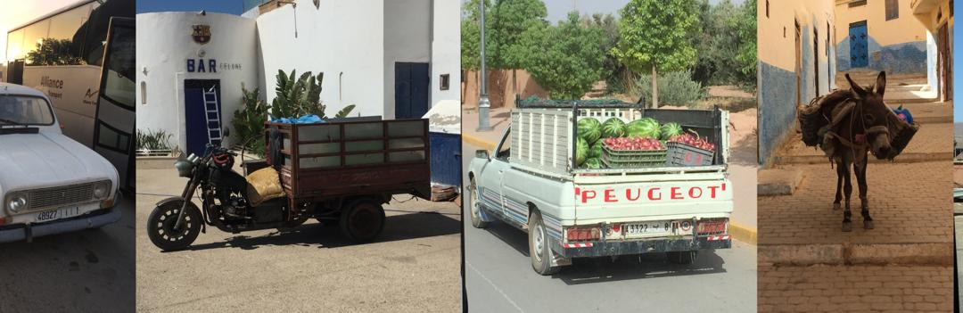 Rondreis door Marokko